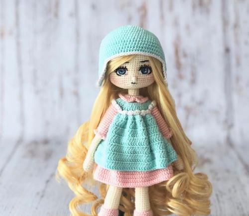 Amigurumi Doll Free Crochet Patterns - YouTube | 435x500